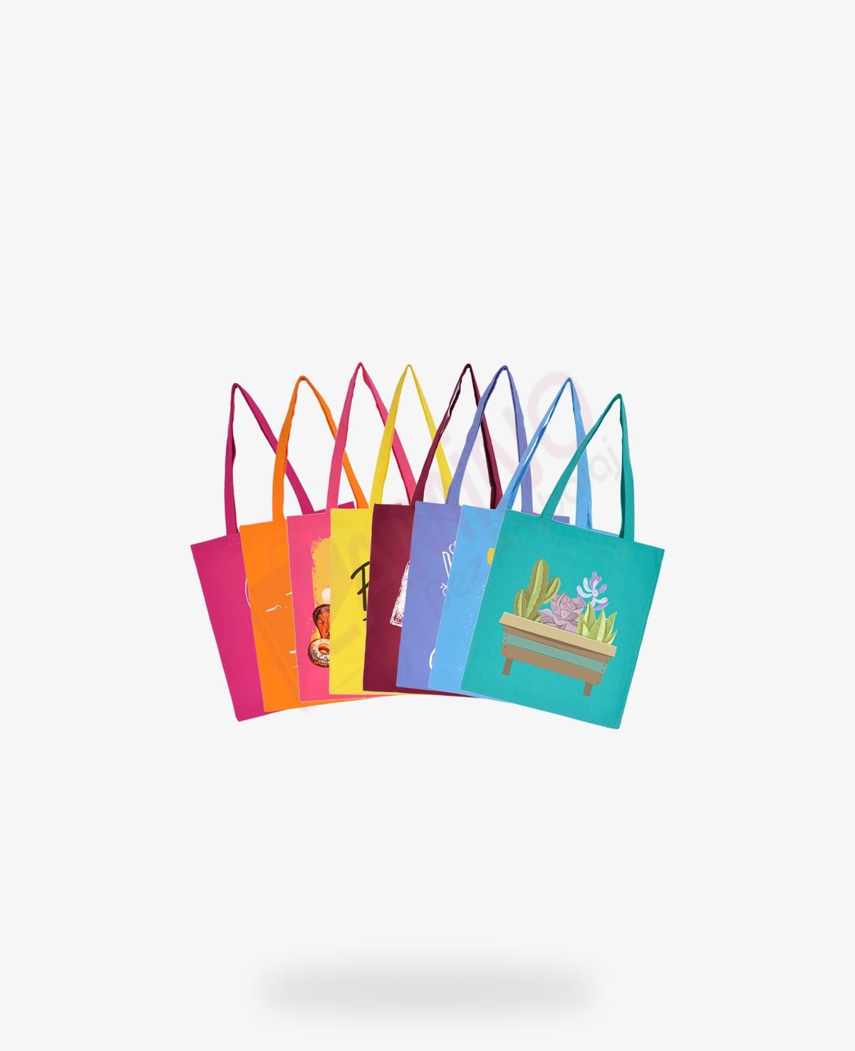 Renkli Hambez Çanta