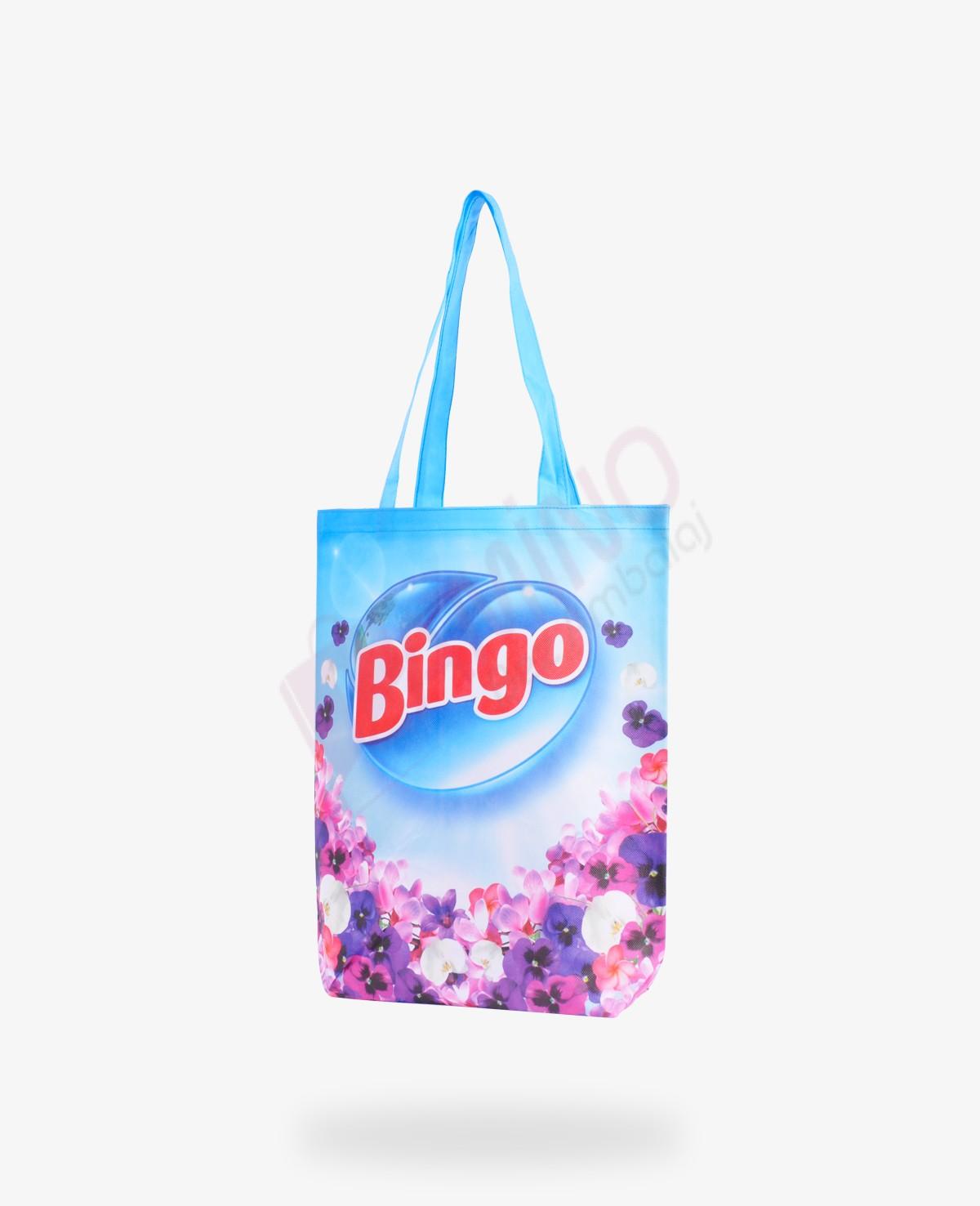 Bingo Tela Çanta
