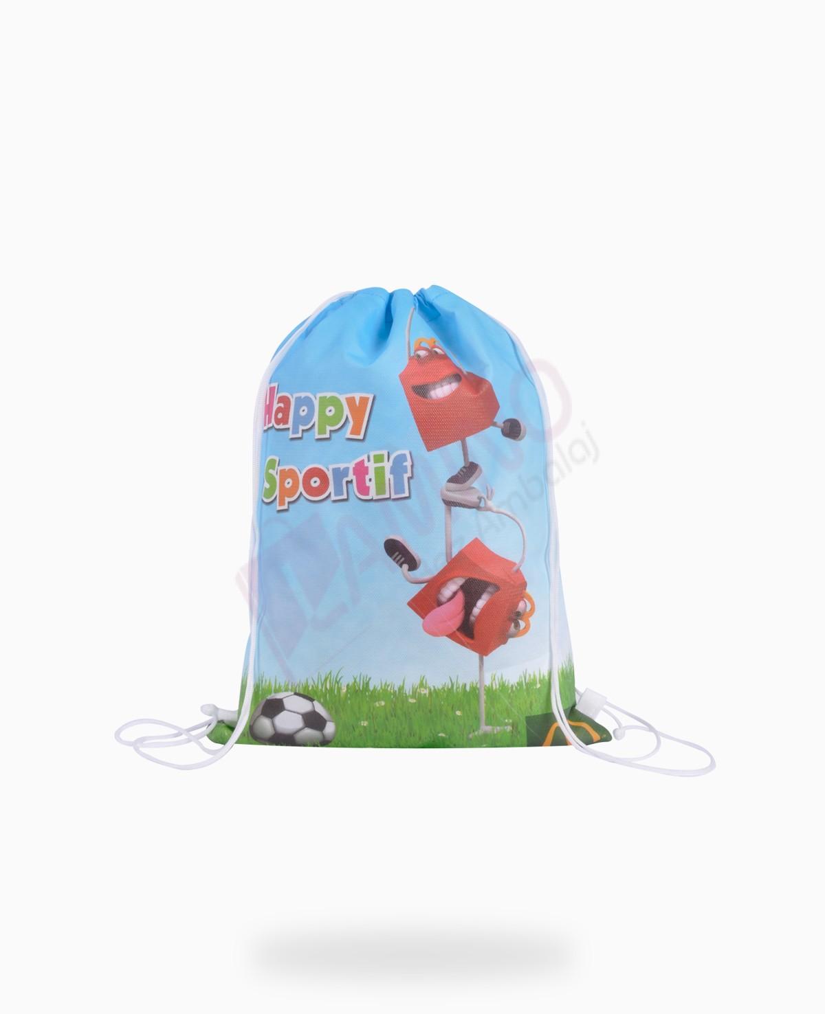 Happy Sportif Sırt Çantası