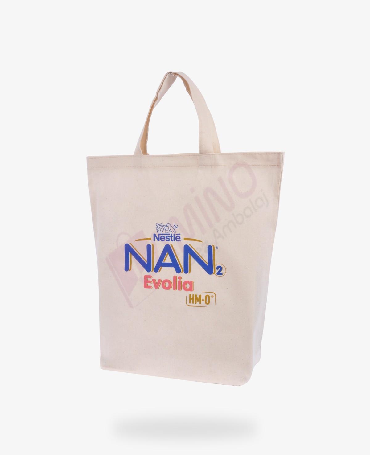 Nestle Körüklü Hambez Çanta