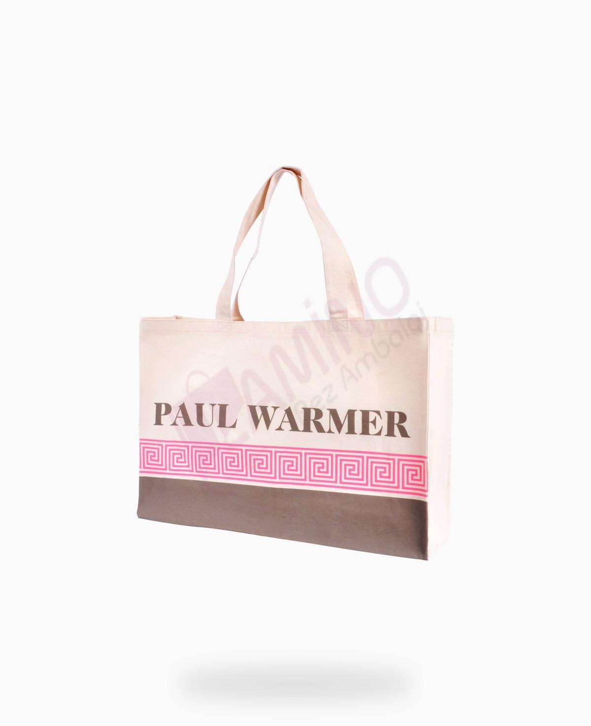 Paul Warmer Kanvas Çanta