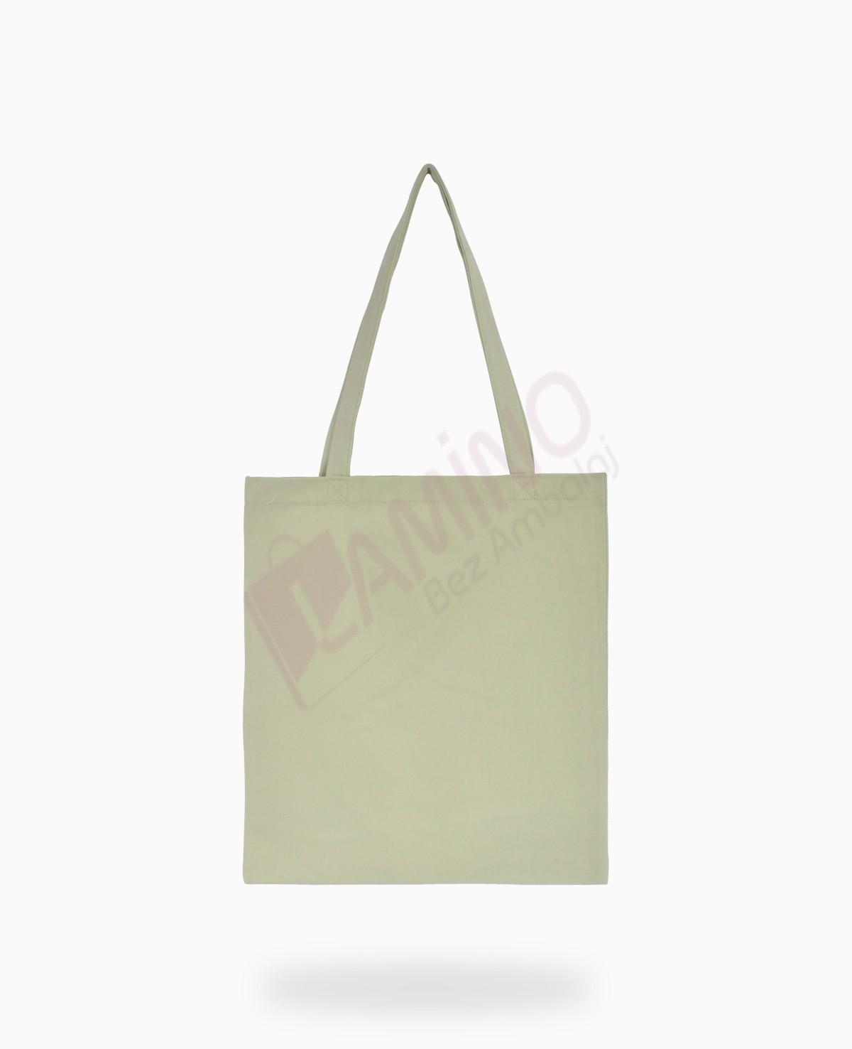 Yeşil Gabardin Çanta