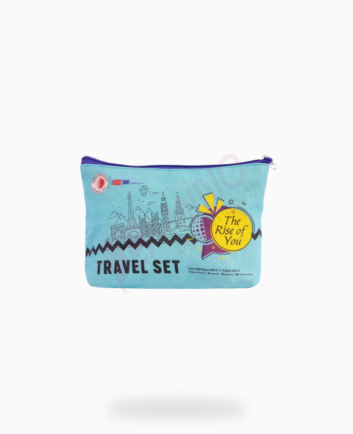 Travel Set Makyaj Çantası
